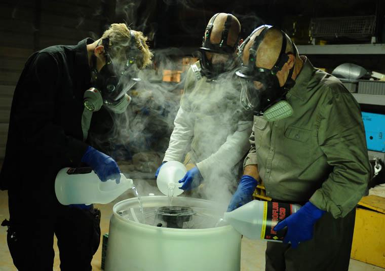 hydrofluoric acid Breaking Bad