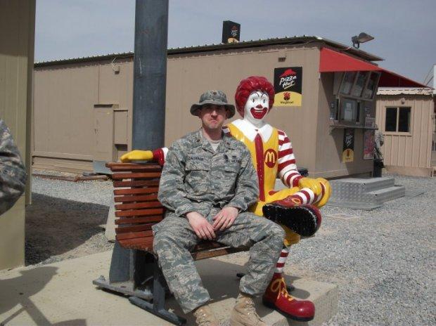 ronald mcdonald military se asia