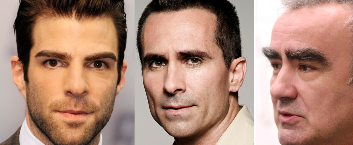 Impoverished men to sell lush eyebrows for survival